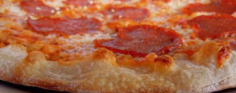 Pizza lijst